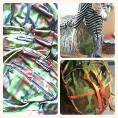 Fundas Casco Moto Camuflaje | Dresses2Kill http://www.dresses2kill.com