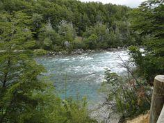 Río Menéndez - Parque Nacional Los Alerces - Chubut - Argentina