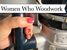 Woodworking Basics 2019 Women-Who-Woodwork-country-design-style Video starting with the very basics. The post Woodworking Basics 2019 appeared first on Woodworking ideas. Woodworking Basics, Woodworking For Kids, Woodworking Patterns, Easy Woodworking Projects, Popular Woodworking, Woodworking Furniture, Diy Wood Projects, Teds Woodworking, Woodworking Jigsaw