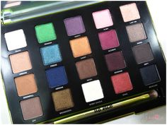 Urban Decay Vice 3 - Review, Photos & Swatches - Yettezkie's Doodles