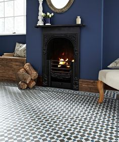 11 best tiled fireplaces images in 2018 topps tiles tiled rh pinterest com