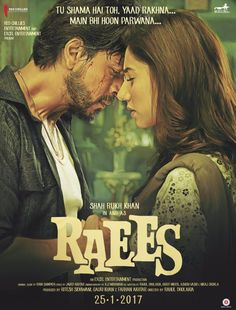 Watch Raees (2017) Full Movie Online DVDRip/720p/1080p — WRmovies.net