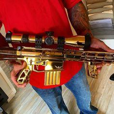 Awesome Guns, Cool Guns, My Ride, Hermes, Bangles, Bracelets, Arm Bracelets