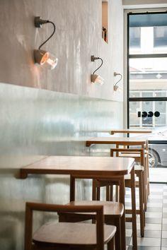 Osteria Oggi by Studio Gram   Café interiors