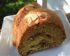 Danish Almond Coffee Cake