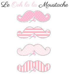 Le Moustache ; )