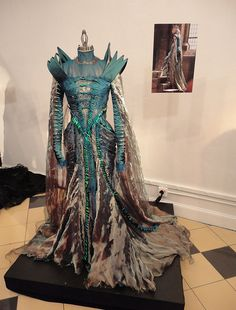 Colleen Atwood Designs | Colleen Atwood's costume designs for 'Snow White and the Huntsman'
