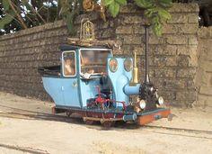 Colin Binnie's Models - The White Flower Valley Railway