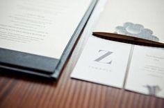 Identidade Corporativa do Restaurante Zambris