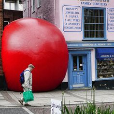 The Red Ball project.