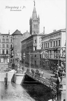 Bridging Königsberg
