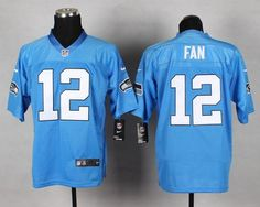 seahawks 12 fan blue the 12th man stitched nfl jersey