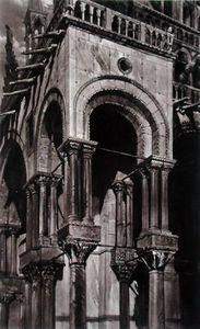 John Ruskin - , Portico sud de Saint-Marc