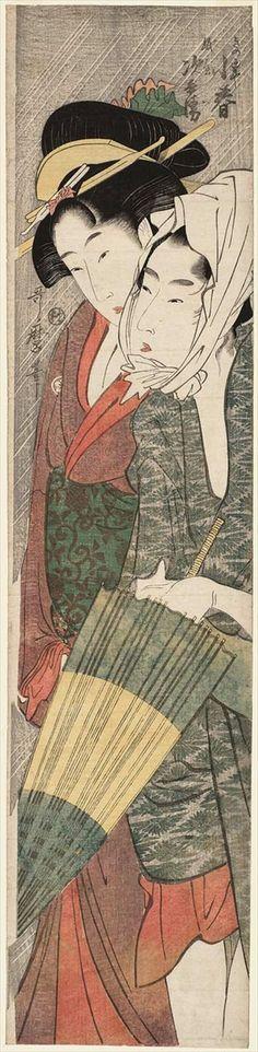 41 utamaro japanese art rh pinterest com