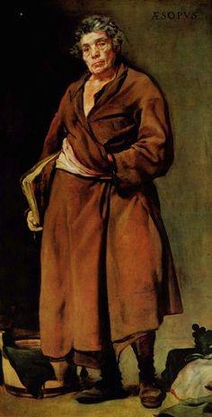 Aesop by Diego Velázquez