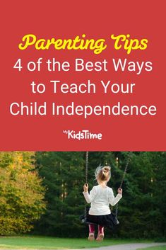 4 of the Best Ways to Teach Your Child Independence Parenting Advice, Teaching Kids, Your Child, Good Things, Children, Life, Young Children, Parenting Tips, Boys