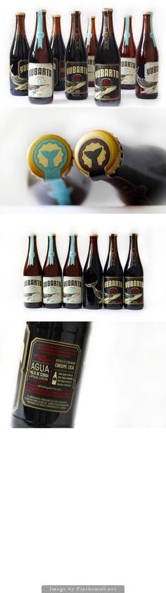 CONCEPT: Yubarta Beer Designed by Domingo Reyes  Client: Yubarta Beer  Country: Mexico  City: Mexico City