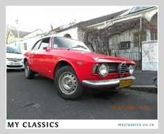Classic Car For Sale: 1966 Alfa Romeo Gulia Sprint GT ($3000)