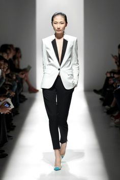 Pierre Balmain Ready To Wear Spring Summer 2013