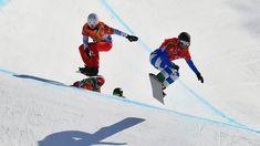 Una gara praticamente perfetta per Michela Moioli, oro nello snowboard cross a Pyeongchang: impressionante l'accelerazione con cui la bergamasca, attorno a metà gara, si porta dalla terza alla prima posizione, che non lascia più fino al traguardo. Tutti i Giochi Olimpici Invernali in diretta sono solo su eurosportplayer.it