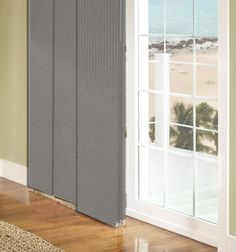 Vertical Honeycomb Shades For Sliding Glass Doors Home