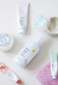 A few months ago, everyone's favourite beauty brand Glossier , went international and began shipping to Canada! Milky Jelly Cleanser, The Balm, Blog, Blogging