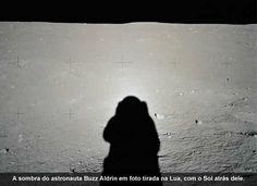 ASTRONOMIA HOJE: Fotos Históricas do Homem na Lua