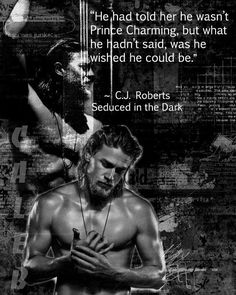 Seduced in the Dark by CJ Roberts