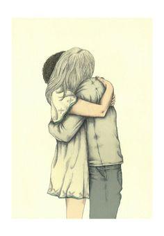 Não me lembro mais qual foi nosso começo. Sei que não começamos pelo começo. Já era amor antes de ser.  Clarice Lispector