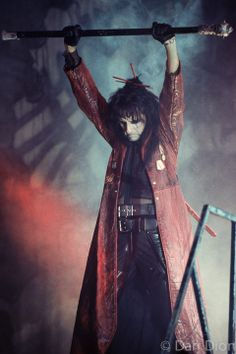 Alice Cooper live at the Warfield Theater, San Francisco. © Dan Dion