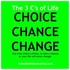 Wonderful Quotes About Life Changes: Life Changing Fitness Quotes And Picture In Green Theme