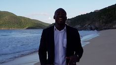 RE/MAX Best Priced Properties' broker enjoying the beach in the BVI Real Estate, Beach, The Beach, Real Estates, Beaches