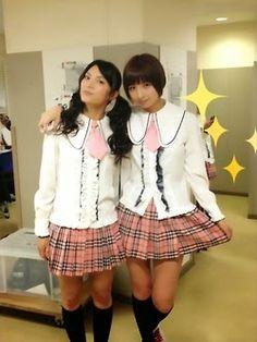 Akimoto Sayaka + Shinoda Mariko - Akimoto Sayaka 『秋元才加』 ~ Indonesia Fanblog