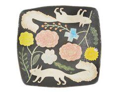 Makoto Kagoshima. squirrel plate