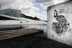 LA STAA - Ari Behn - Trist som Faen Oslo, Street Art, Explore, Artwork, Art Work, Work Of Art, Auguste Rodin Artwork
