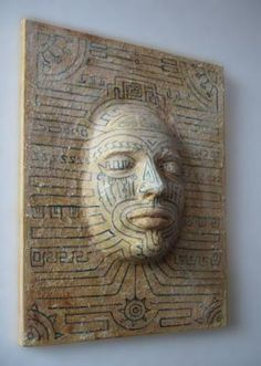 face coming out of canvas - Google Search