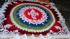 Explore the Latest Beautiful Special Rangoli Collection at Live Enhanced.visit for more ideas and decoration tips specially for Diwali Festival.