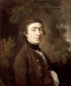 Thomas Gainsborough · Autoritratto · 1758-59 · National Portrait Gallery · London