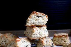 Savory, Secret-Ingredient Mozzarella Biscuits recipe on Food52