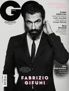 GQ Italy February 2015