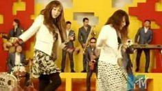 Tokyo Ska Paradise Orchestra & Puffy - Hazumu Rhythm, via YouTube.
