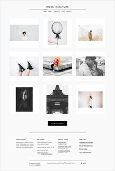 Nakamura is a modern and #minimal design responsive #WordPress theme for #photography and #portfolio websites download now➩ https://themeforest.net/item/nakamura-minimal-photography-and-portfolio-wordpress-theme/19254284?ref=Datasata