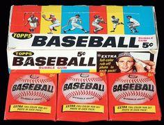 1966 Topps Baseball Set