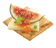 "Fig & Gouda Topper: An answer to the eternal question: ""What should I do with all this extra fig and gouda?"""