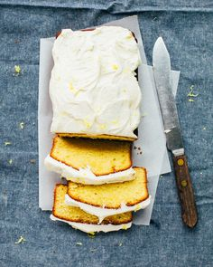 Lemon Pound Cake Pictures, Photos, and Images for Facebook, Tumblr, Pinterest, and Twitter