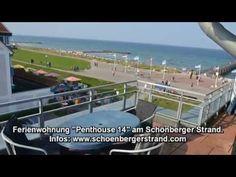 """Ferienwohnung """"Penthouse 14"""" Schönberger Strand Promenade 25"""