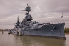 Battleship Texas to be Moved to a New Location for Repairs and Visitors | Texas Highways