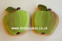 cakes decorated with apples | Lindy's decorated cookies – which is your favourite?