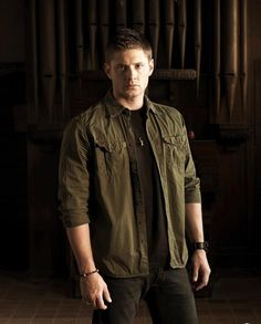 Dean Winchester - Supernatural Inspired Outfit