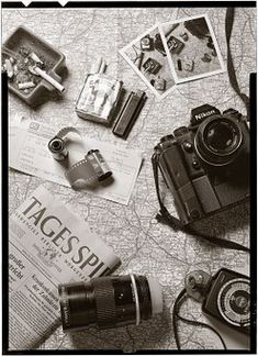 Best Photography Noir Et Blanc Appareil Photo 66 Ideas Polaroid Vintage, Photography Business, Travel Photography, Nikon, Vintage Images, Amazing Photography, Traveling By Yourself, Black And White, Instagram